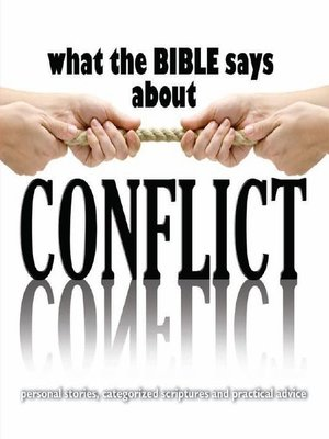 cover image of What the Bible Says About Conflict