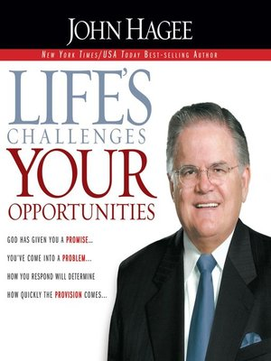 cover image of Life's Challenges, Your Opportunities