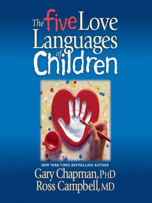 cover image of The Five Love Languages of Children