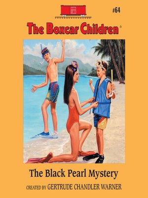 cover image of The Black Pearl Mystery