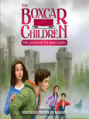 cover image of The Legend of the Irish Castle