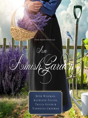 cover image of An Amish Garden