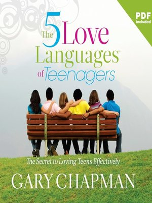 cover image of The Five Love Languages of Teenagers
