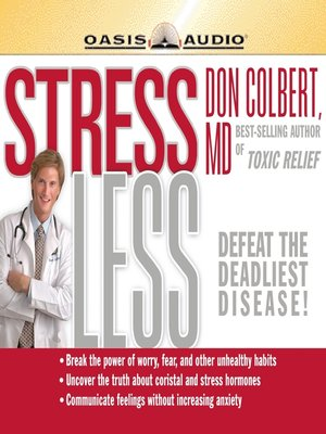 cover image of Stress Less