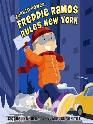 cover image of Freddie Ramos Rules New York
