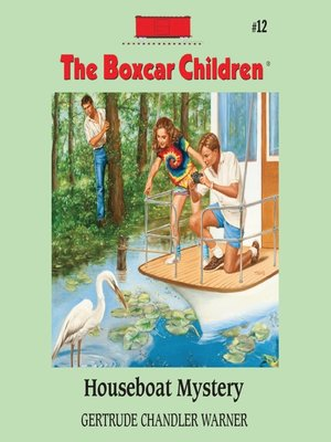 cover image of Houseboat Mystery