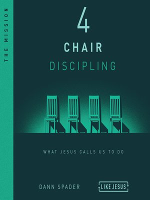 cover image of 4 Chair Discipling
