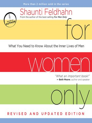cover image of For Women Only, Revised and Updated Edition