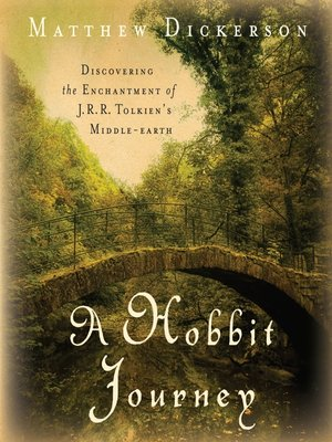 cover image of A Hobbit Journey