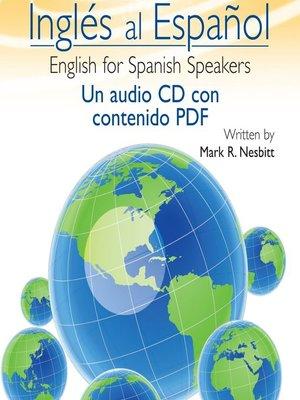 cover image of Ingles al Espanol
