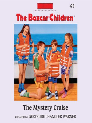 cover image of The Mystery Cruise