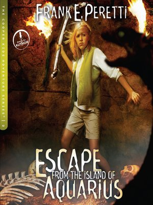 cover image of Escape from the Island of Aquarius