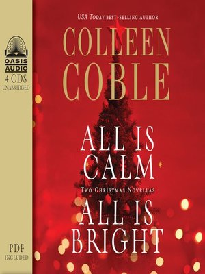 Image result for all is calm all is bright by colleen coble