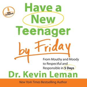 cover image of Have a New Teenager by Friday