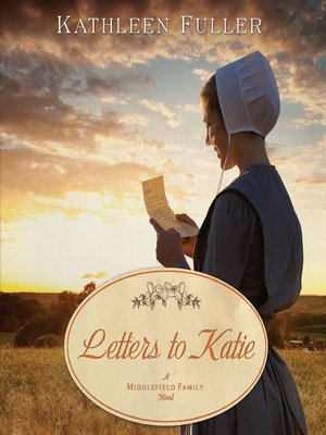cover image of Letters to Katie