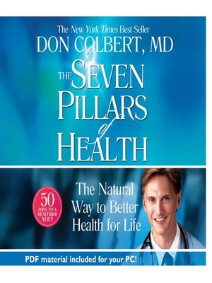cover image of The Seven Pillars of Health