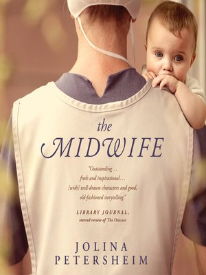 cover image of The Midwife
