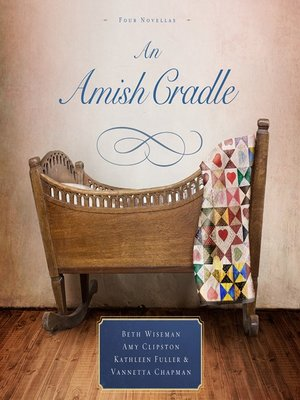 cover image of An Amish Cradle
