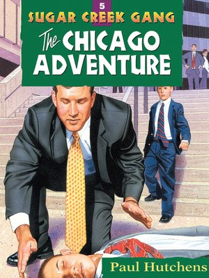 cover image of The Chicago Adventure