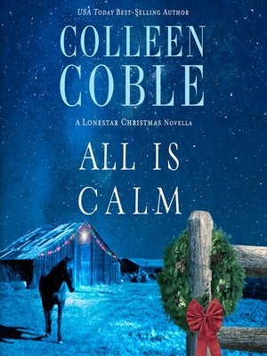 cover image of All is Calm