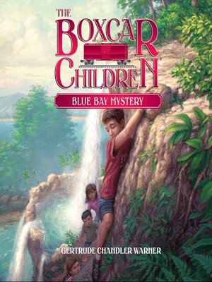 cover image of Blue Bay Mystery