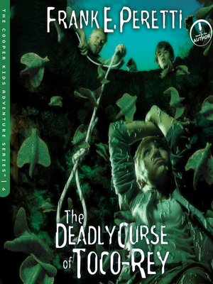 cover image of The Deadly Curse of Toco-Rey
