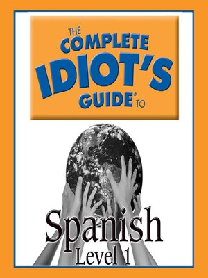 cover image of The Complete Idiot's Guide to Spanish