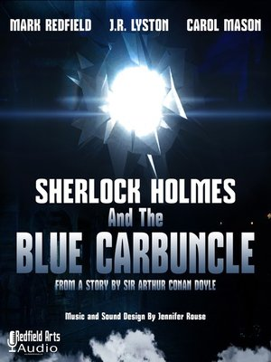 cover image of Sherlock Holmes and the Blue Carbuncle