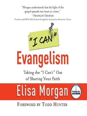 "cover image of ""I Can"" Evangelism"