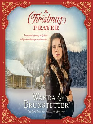 cover image of A Christmas Prayer
