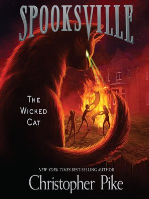 cover image of The Wicked Cat