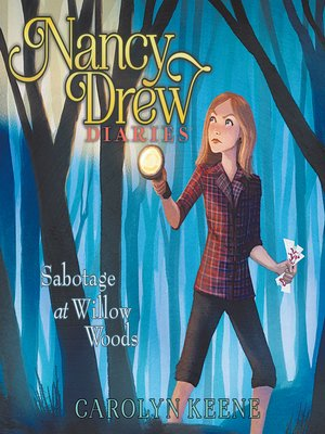 cover image of Sabotage at Willow Woods