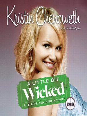 cover image of A Little Bit Wicked