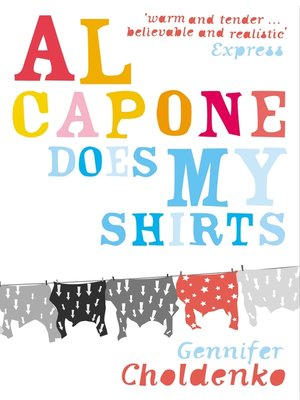 cover image of Al Capone Does My Shirts