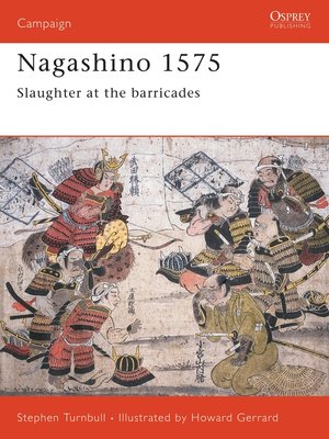 cover image of Nagashino 1575