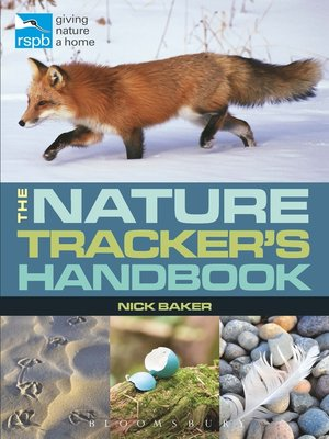 cover image of RSPB Nature Tracker's Handbook