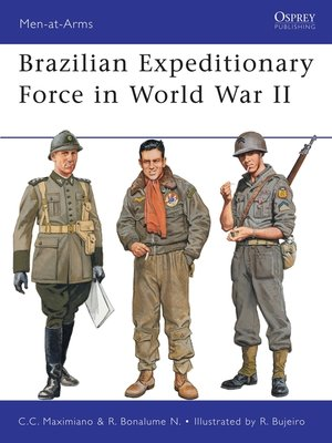 cover image of Brazilian Expeditionary Force in World War II