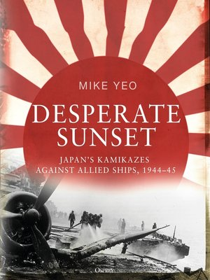 cover image of Desperate Sunset
