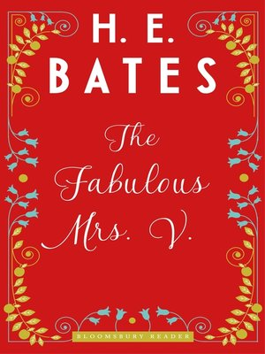cover image of The Fabulous Mrs. V.