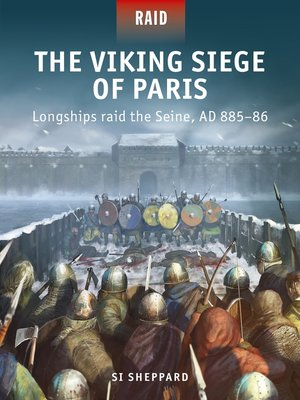 cover image of The Viking Siege of Paris