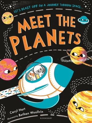 cover image of Meet the Planets