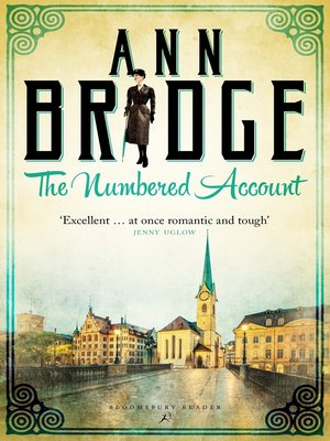cover image of The Numbered Account