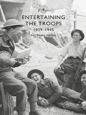 cover image of Entertaining the Troops