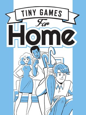 cover image of Tiny Games for Home