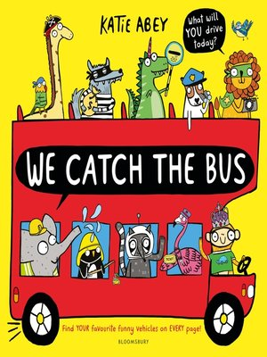 cover image of We Catch the Bus