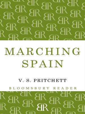 cover image of Marching Spain