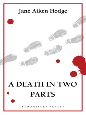 cover image of A Death in Two Parts