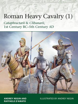 cover image of Roman Heavy Cavalry (1)