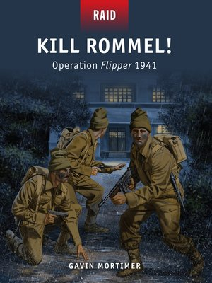 cover image of Kill Rommel!