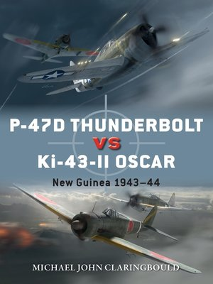 cover image of P-47D Thunderbolt vs Ki-43-II Oscar